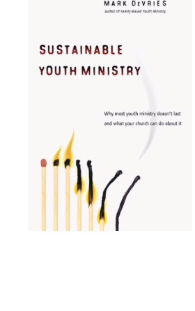 Sustainable Youth Ministry book cover